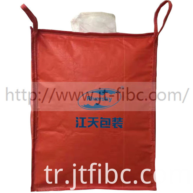 Cylinder Fabric Big Bag